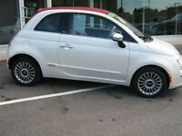 2012 Fiat 500C Lounge  BANC CHAUFFANT WINDSCREEN MAGS CARBONE