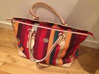 Jasper Conran overnight bag