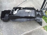 Triumph Daytona 600/ 650 Undertray