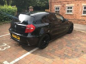 Bmw 118d 140miles swap for Audi A3