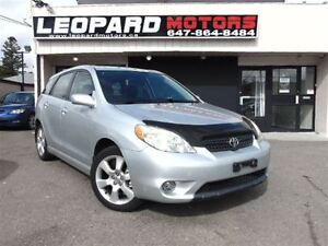 2006 Toyota Matrix XR,SUNROOF,ALLOY WHEELS,*CERTIFIED*