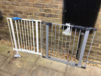 2x Stair Gate