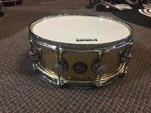 DW Snare Brass shell 14x5.5