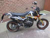 pulse adrenaline 125cc 2015 with MOT VERY CLEAN