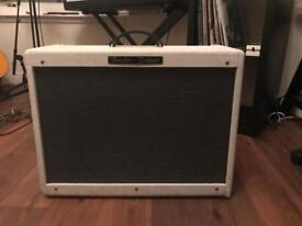 fender hot rod deluxe limited edition white