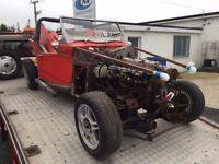 kitcar triumph spartan,,projetc car,,,,price£ 599 px/exch