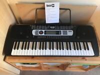 Keyboard - Rockjam 54 keys multi-functional keyboard