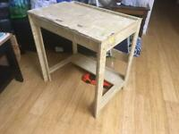 Free desk - upcycle recycle