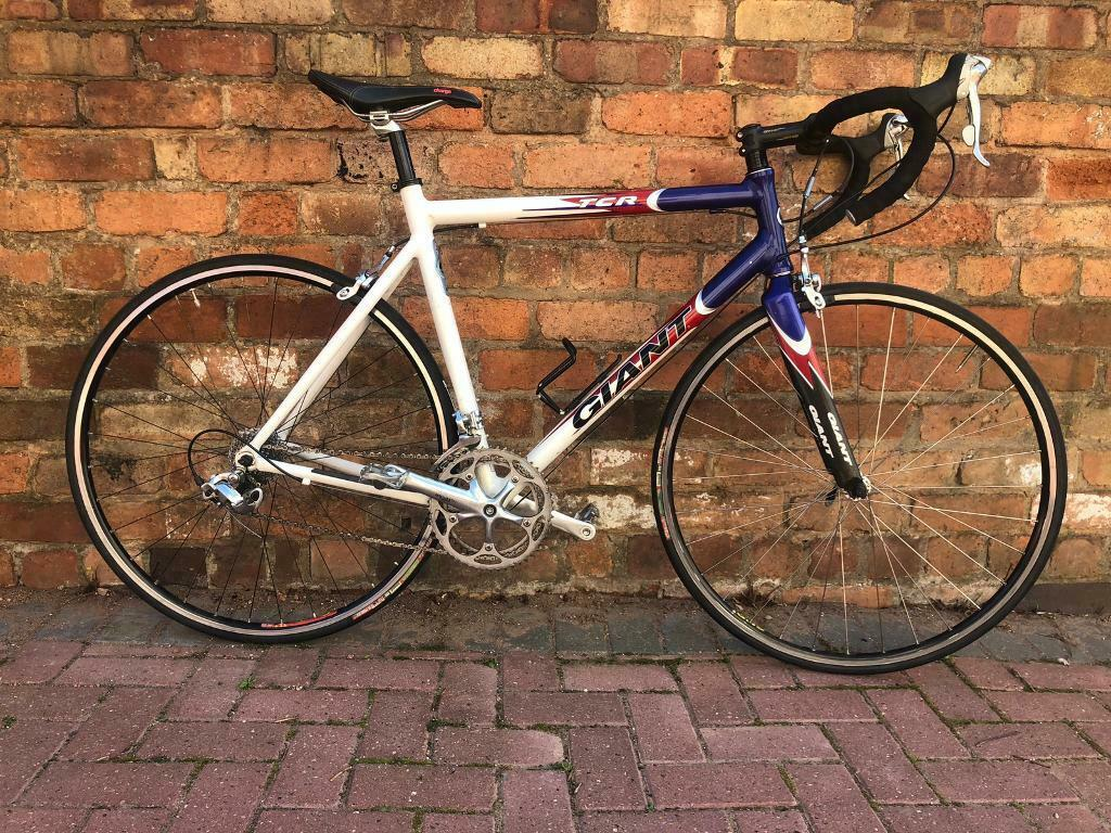 GIANT TCR COMPOSITE ROAD/RACE BIKE BICYCLE MTB | in Small Heath, West  Midlands | Gumtree