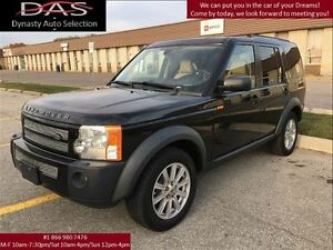 2007 Land Rover LR3 SE 7 PASS/LEATHER/PANORAMIC ROOF