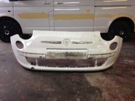 Fiat 500 Front Bumper