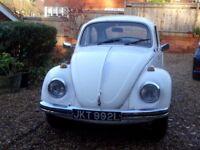 Volkswagen VW Beetle 1973