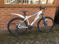 Mens Carrera Kraken Bike - Mint Condition With Extras!!