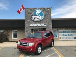 2010 Ford Escape XLT LOOK! $85.00 BI-WEEKLY+TAX!
