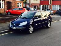 Renault Grand Scenic 1.6, 7 SEATER New Mot Full Service History Super Low Miles Only 1 Former Keeper