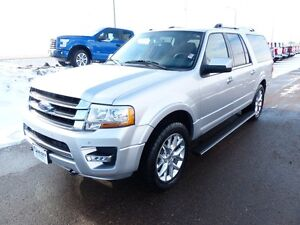 2016 Ford Expedition Max Limited, Remote Start, Pwr Running Boar