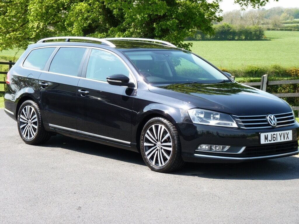 2011 Volkswagen Passat Estate 2 0 Tdi 140 Sport In