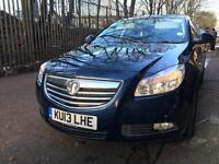 PCO READY Vauxhall Insignia 2.0 CDTi 130 ECOFLEX SRi (START/STOP) (NAVIGATION) (67MPG)