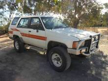 1986 Toyota 4 Runner Wagon Morgan Mid Murray Preview