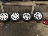 "Renault 4x100 16"" wheels"