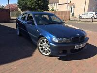 2004 Bmw 320d M Sport 6 Speed Saloon Turbo Diesel 150bhp Hpi Clear Drives A1 50mpg Can Deliver Cheap