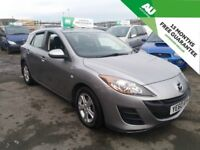 2010 MAZDA 3 1.6 D TS 1 OWNER COMPANY PREVIOUSLY OWNED F.S.H 2 KEYS WARRANTY!