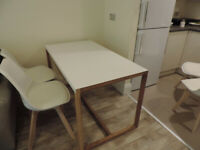 For sale White habitat Dining Table
