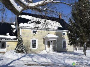 275 000$ - Maison 2 étages à vendre à Clarenceville