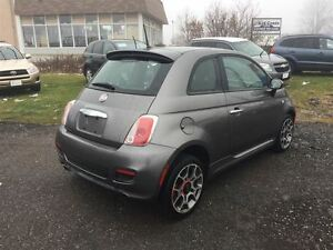 2012 Fiat 500 Sport - Moonroof - Managers Special London Ontario image 8