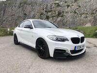 BMW, 2 SERIES, Coupe, 2016, Semi-Auto, 2979 (cc), 2 doors READ DESCRIPT.