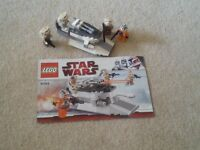 Lego Star Wars Rebel Trooper Battle Pack 8083