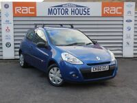 Renault Clio (EXTREME) FREE MOT'S AS LONG AS YOU OWN THE CAR!!! (blue) 2010