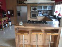 High Spec ALNO Kitchen with Gaggenau Appliances