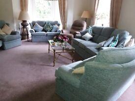 3 seater 2 x2 seater sofas.