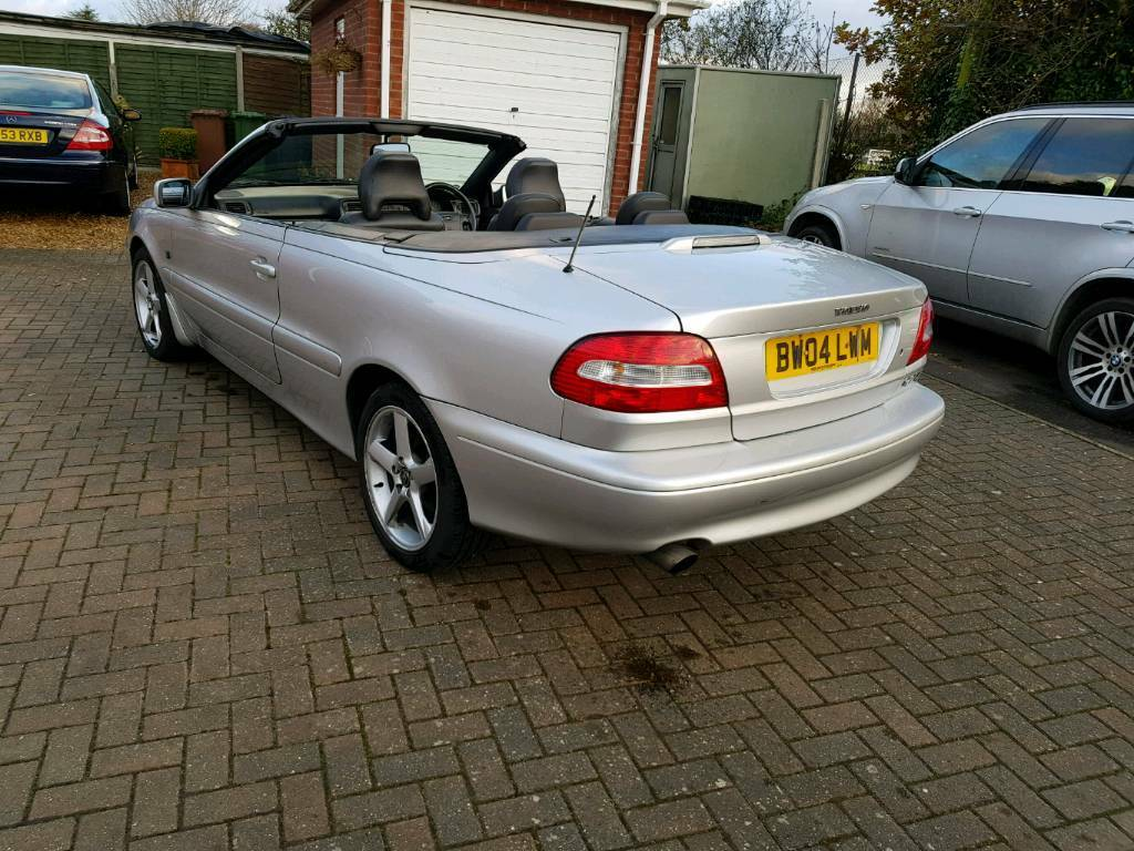 Volvo C70 Convertible With Full Service History