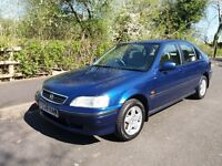 honda civic 1.4 fully automatic low low miles 70.k