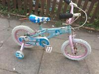 Girl Bike 14 inch