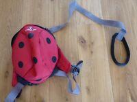 little life backpack toddler reins