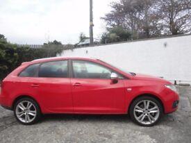 2012 Seat Ibiza MOT to 12/05/18 low miles