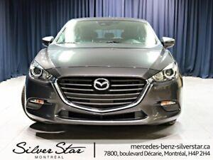 2017 Mazda Mazda3 AUTOMATIQUE-EXT GRIS-CAMERA