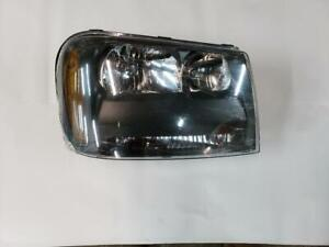 Chevrolet trailblazer 2006 2009 Headlight  passanger  SIDE