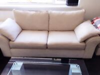 Sofa set for sAle from next home. 3x 2 seater including foot stool lovely condition.