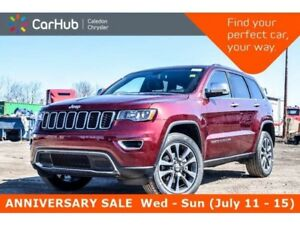 2018 Jeep Grand Cherokee New Car Limited|4x4|Navi|Backup Cam|Blu