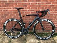 Planet X EC130-e Aero Carbon Road Bike