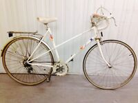 Road Bike.. Ladies 10 seed RALEIGH, Serviced... Ideal for Commuting