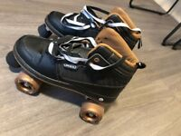 Inline Skates - Size 42 (B), 43 (B), 38 (W), 41 (W)