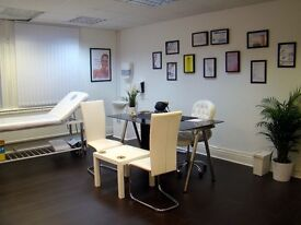 Medical/therapy/consulting/treatment room to rent in Didsbury