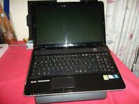 Laptop *** Fujitsu LIFEBOOK AH531 Pentium B960 2.2 GHz 8 GB RAM 320 GB HDD & Webcam