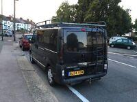 Vauxhall Vivaro 2.5 Renult Traffic