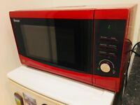 High-spec Swan microwave for sale in pristine condition with original box